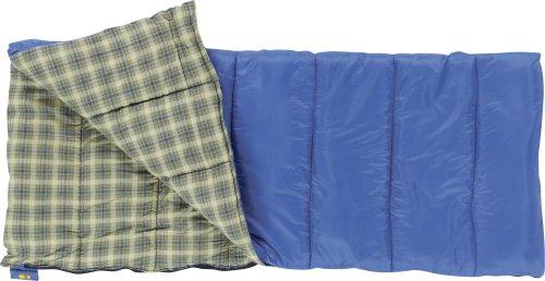 Eureka!  Cayuga 30-Degree Rectangular Sleeping Bag, Outdoor Stuffs