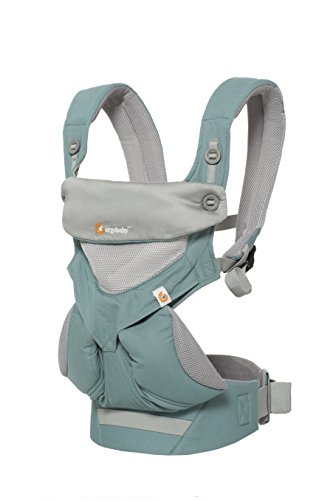 Cheapest Prices! Ergobaby 360 All Carry Positions Award-Winning Cool Mesh Ergonomic Baby Carrier, Ic...
