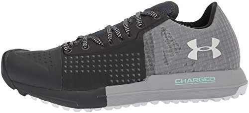 Pictures of Under Armour Women's Horizon KTV Running 1287336 Anthracite (100)/Overcast Gray 6 M US 5
