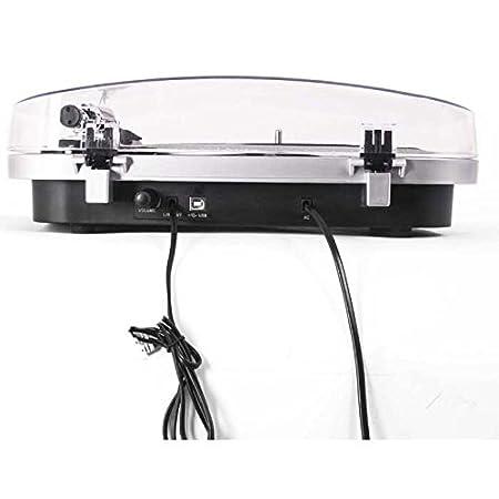 BigBen TD120EQ White Light - Tocadiscos, blanco: Amazon.es ...