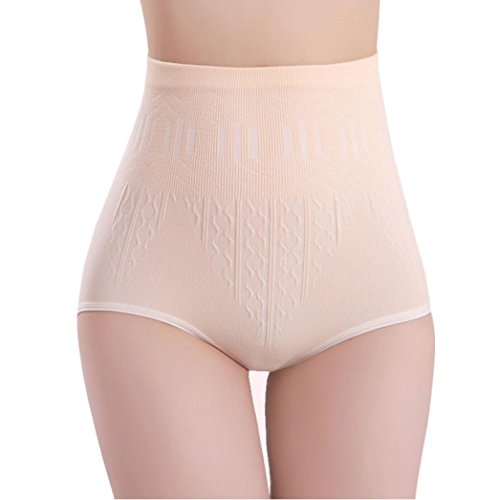 Casual Set Women Apparel Retail - Conina Women's Underwear, Casual Sexy High Waist Tummy Control Body Shaper Briefs Slimming Pants (C)