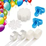 Coogam Balloon Decorating Strip Kit for Arch