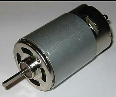 12 Volt Motor >> Generic 12 Volt Dc Motor Multipurpose Brushed Motor For Diy Applications Pcb Drill