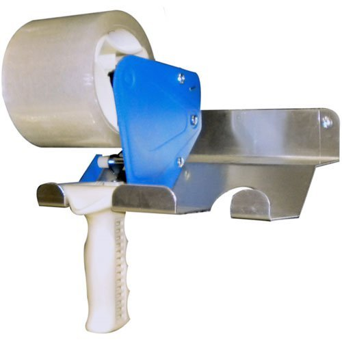Pit Pal 409 Aluminum Tape Gun Holder with Natural Finish