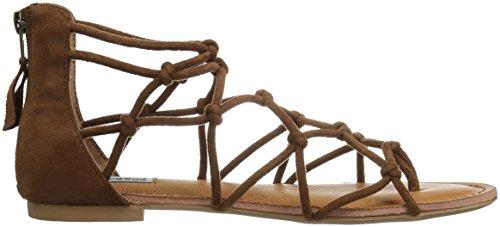 Not Rated Women's Genevie Gladiator Sandal Tan sURMR4F