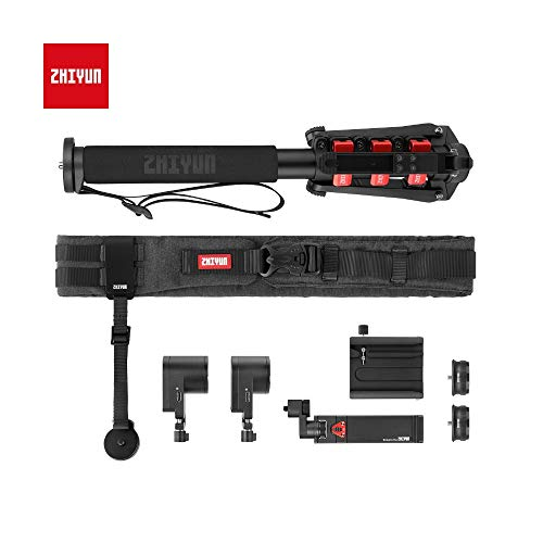 Including Motor - Zhiyun Crane 3 LAB Creator Accessories Kit, Including Phone Holder,Zoom/Focus Motor, Camera Belt, Quick Setup kit,