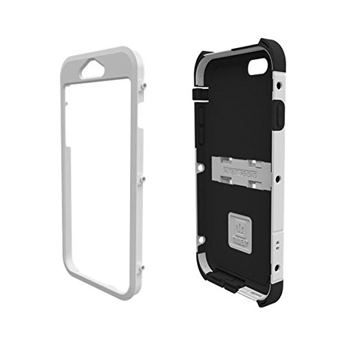 Trident 4.7-Inch Kraken A.M.S. Series Case for Apple iPhone 6/6s - Retail Packaging - White