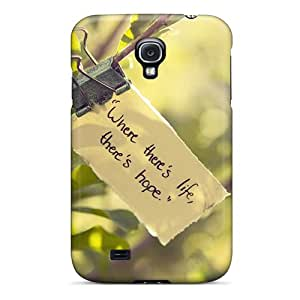 Galaxy S4 Case Cover With Shock Absorbent Protective Rmp15020QlkJ Case