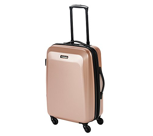 Top carry on luggage hardshell spinner wheels for 2019
