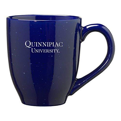 - LXG, Inc. Quinnipiac University - 16-ounce Ceramic Coffee Mug - Blue