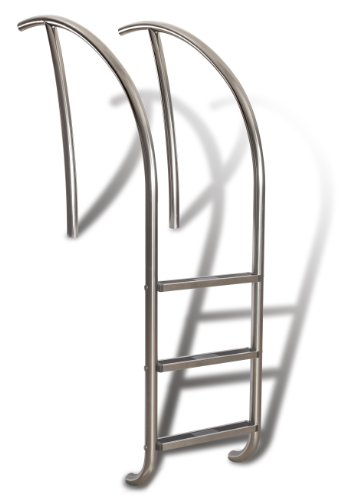 S.R.Smith ART-1003 Artisan Series Pool Ladder, 3-Step by S.R. Smith