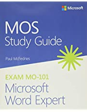 MOS Study Guide for Microsoft Word Expert Exam MO-101