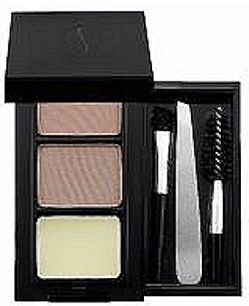 - Sephora Collection Eyebrow Editor Complete Brow Kit - Honey Blonde - light blonde to light brown hair