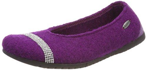 Giesswein Siegen - Zapatillas de estar Por casa Para Mujer Violeta (392 veilchen)