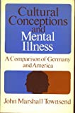 Cultural Conceptions and Mental Illness 9780226810980