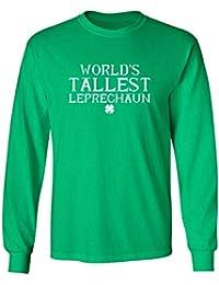 Tallest Leprechaun St. Patrick's Day Saint Irish Pats Sarcastic Funny T Shirt