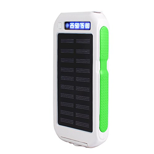 Solar Powered Ipod Charger - 4
