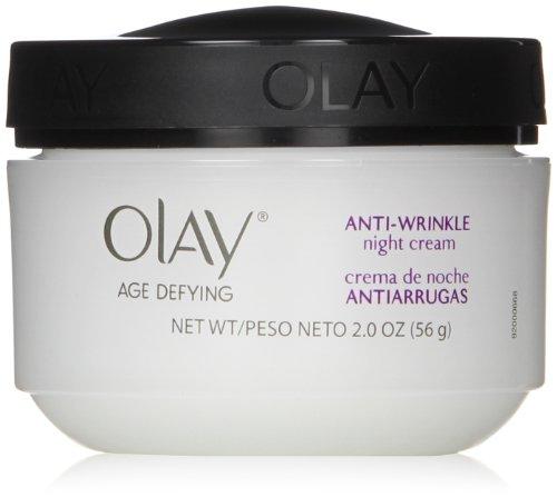 Olay Age Defying Anti-Rides Crème de Nuit 2 Oz