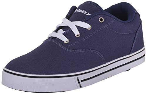 Heelys Hombres Launch Fashion Sneaker Navy