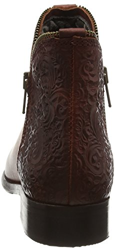 Red Women's Ankle Rot Boots Eden Bita Rust of Apple Riding aEw1x78q