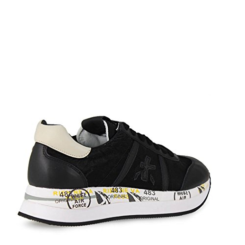 De 1806 Negra Conny Zapatos Premiata Otoño 2019 Invierno Mujer Zapatillas OxwSBSIdnq