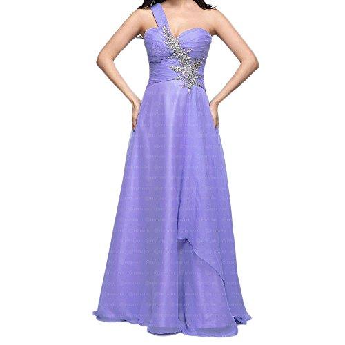 Für Kleid Ital Lila Design 36 Ball Damen Festamo Maxi Gr bei In CZpHqt