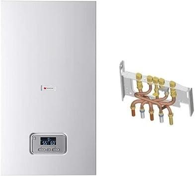 Natural Gas Boiler Saunier Duval Wall Themaclassic 25 C Amazon Co Uk Diy Tools