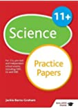 11+ Science Practice Papers: For 11+, pre-test and independent school exams including CEM, GL and ISEB