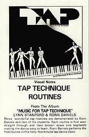 Lynn Stanford & Ronn Daniels - Tap: Music For A Dance Class