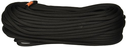 Singing Rock R44 NFPA Static Rope (10.5-mm x 150-Feet, Black) ()