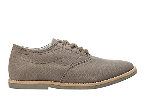 Movmt Hombres Riley Casual Vegan Oxford Olive