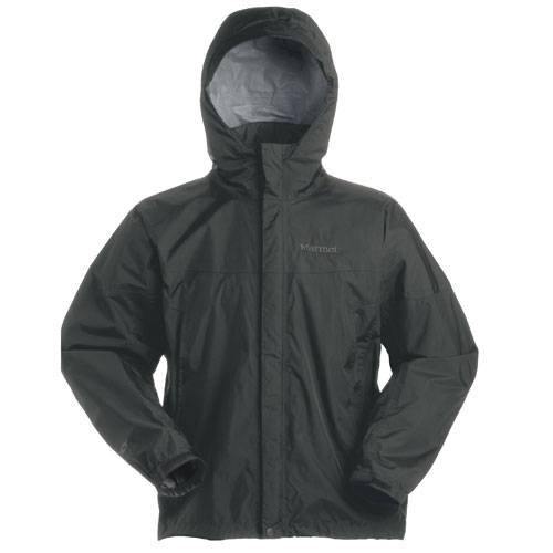 Marmot Men's Precip Jacket (Black) - M