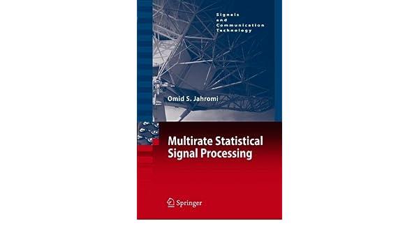 multirate statistical signal processing jahromi omid s