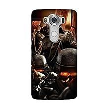 LG V10 Case - The Best LG V10 Case - Game Killzone 2