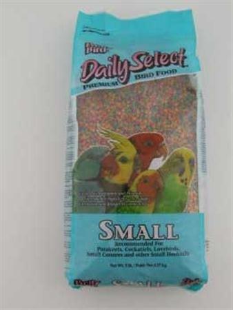 Pretty Bird International Bpb79116 20-Pound Daily Select Premium Bird Food, Small by Pretty Bird