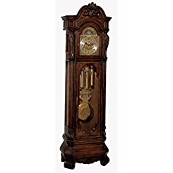 Shelborne Floor Grandfather Clock by Hermle