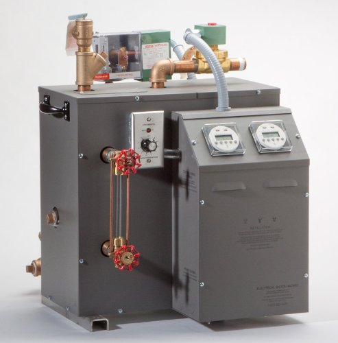 Amerec 9006-241 N/A AI 24KW Single Unit 240V 1 Phase Commercial Steam Boiler from the AI Series 9006 by Amerec