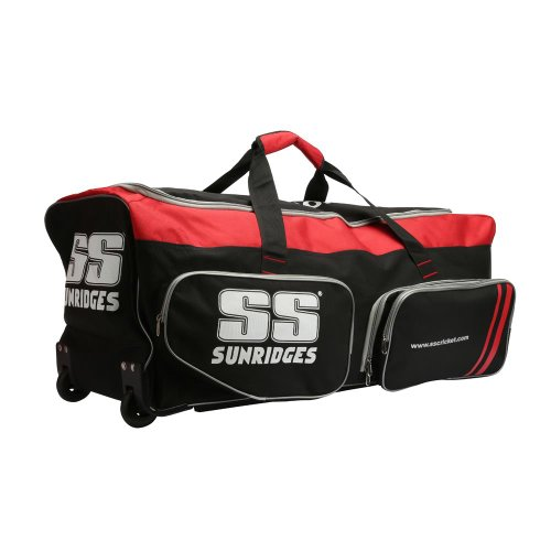 24862e794 Buy SS Professional Wheel Cricket Kit Bag (Color may vary) Online at Low  Prices in India - Amazon.in