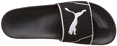 Chaussures Puma TS 04 Piscine white Plage Noir Leadcat de Black et Mixte Adulte wrE7qw5Z