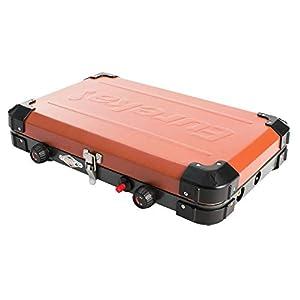 Eureka! Spire Camping Stove with Dual Burners, Orange