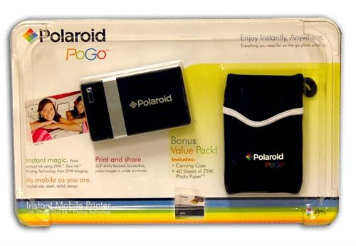 Polaroid Instant Digital Mobile Printer