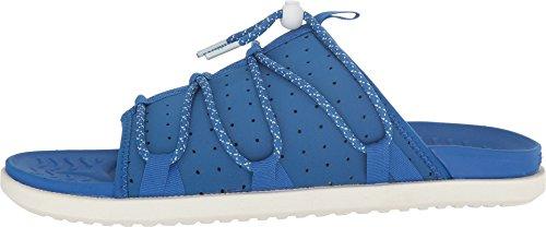 Native - Zapatillas de Material Sintético Para Hombre Victoria Blue/Victoria Blue/Shell White