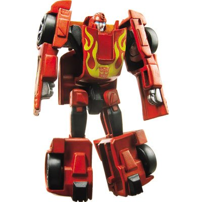TRANSFORMERS UNIVERSE G1 Series: Legends Class – RODIMUS