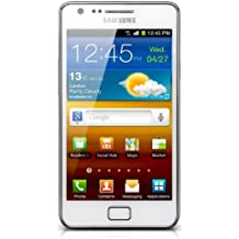 Samsung Galaxy S II 16Gb I9100 White WiFi Android Unlocked Cell Phone