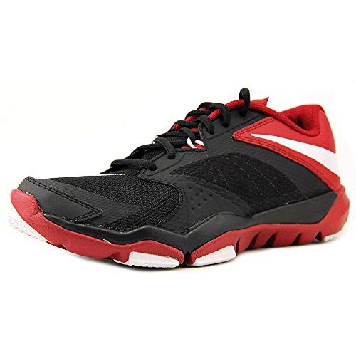 Nike Men's Flex Supreme Tr 3 Black/White/Gym Red Training Shoe 8.5 Men US