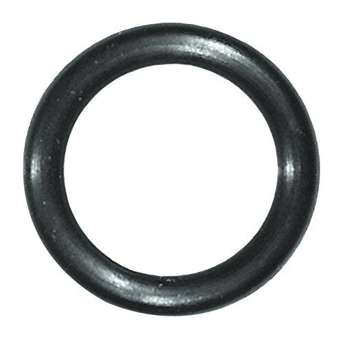 Danco 11/16 in. OD x 1/2 in. ID, Rubber, #10 O-Ring, 10 per