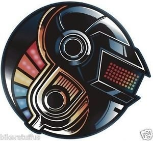 Daft Punk Sticker for sale  Delivered anywhere in USA