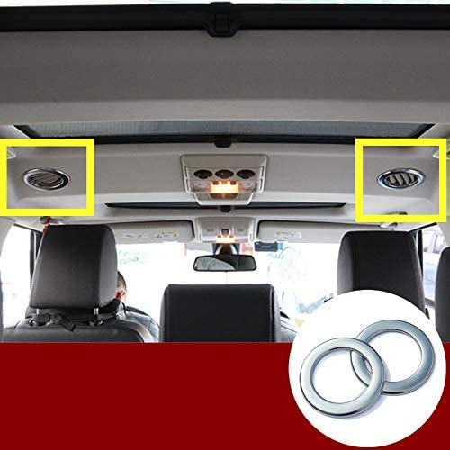 Interior roof Air Vent Outlet Trim cover