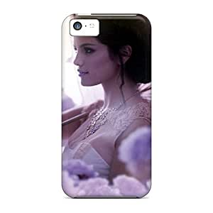 Durable Case For The Iphone 5c- Eco-friendly Retail Packaging(selena Gomez 102)