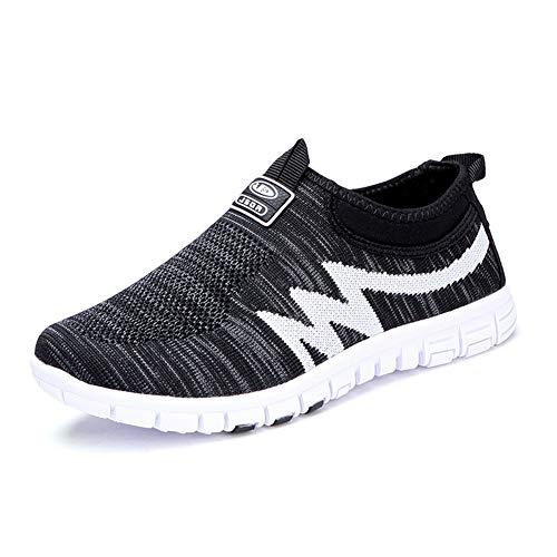 b Sur Extérieure 37 Casual Été Respirante He Nouvelles Femmes Vol Chaussures yanjing Slip Femmes Coréennes Sneakers Tissage De Les Sport RTwHUaPq